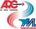 Arc transport