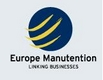 Logo Europe Manutention